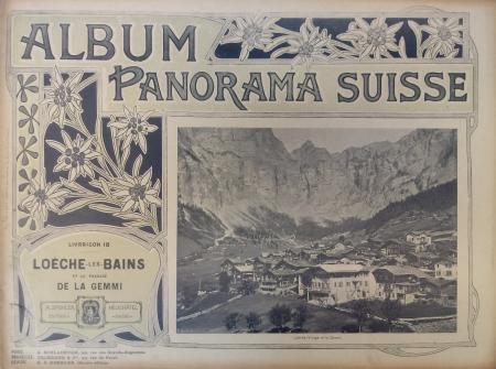 Livraison 18: Loèche-les-Bains et le passage de la Gemmi