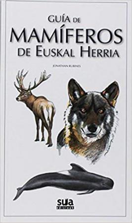 Guía de mamíferos de Euskal Herria