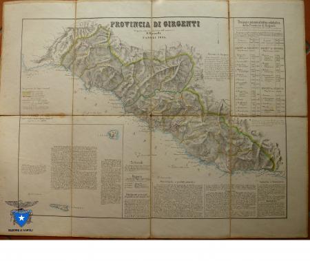 Provincia di Girgenti