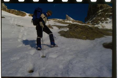 [Riprese varie tra cui Monte Bianco: trilogia invernale solitaria]
