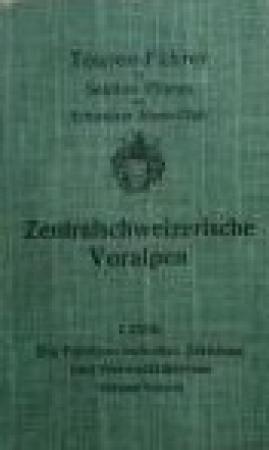 1: Die Voralpen zwischen Zürichsee und Vierwaldstättersee (Schwyzer Voralpen)