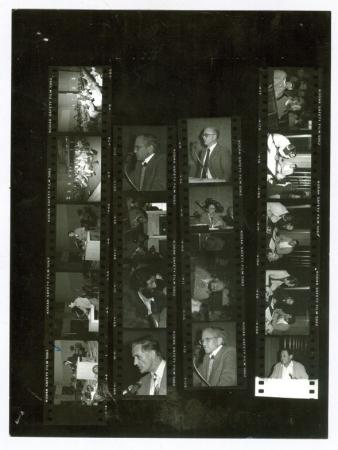 [Riprese varie della XXVIII edizione del Trento Film Festival: partecipanti alla manifestazione e fotogrammi dei film]