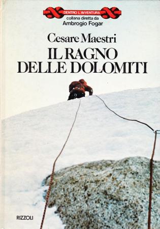 Il ragno delle Dolomiti