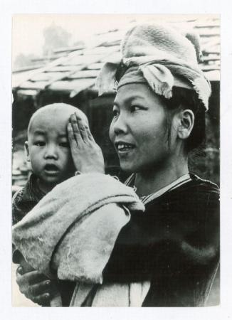 Etnologia [riprese varie tra cui ritratti di uomini e donne asiatici]