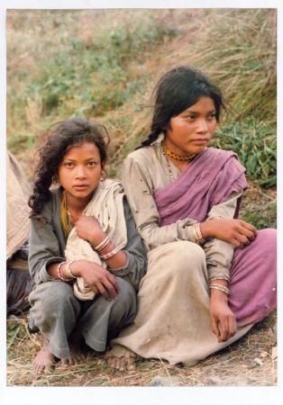 Valle Chamlia, gruppo Api-Nanpa, Nepal [ritratti di popolazioni locali]