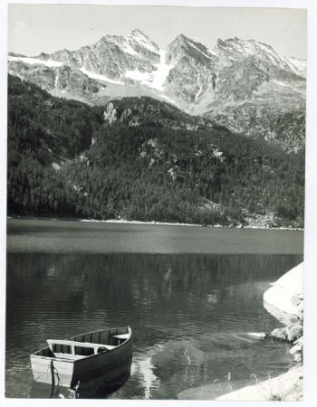 Levanne [dal Lago di Ceresole]
