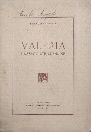 Val Pia : passeggiate apennine