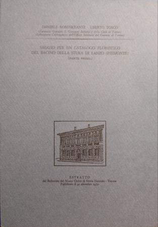 Saggio per un catalogo floristico del bacino della Stura di Lanzo (Piemonte). Parte prima