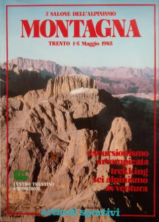 Montagna : *3. Salone dell'alpinismo