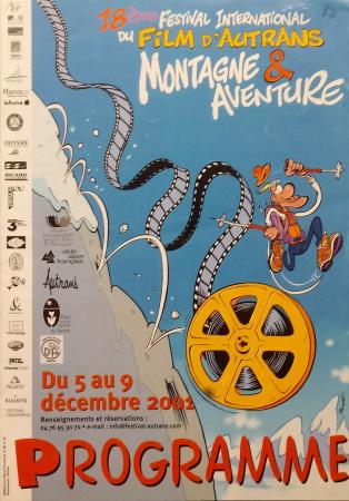 18éme Festival International du Film d'Autrans Montagne & Aventure