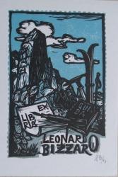 Ex libris Leonardo Bizzaro