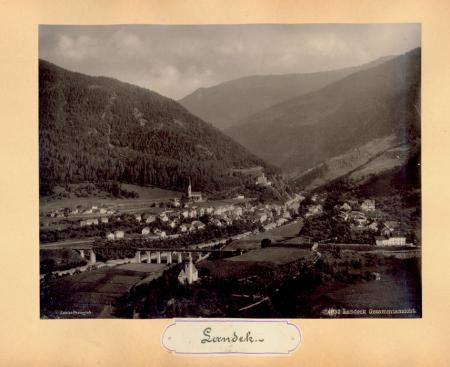 Tiroler Reise. 1897 und 1899