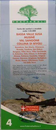 Bassa Valle Susa, Musinè, Val Sangone, Collina di Rivoli