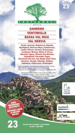 Sanremo, Ventimiglia, Bassa Val Roia, Val Nervia