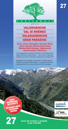 Valgrisenche, Val di Rhêmes, Valsavarenche, Gran Paradiso