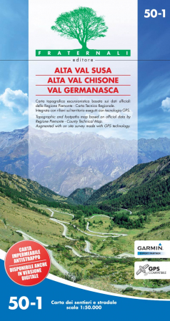 Alta Val Susa, Alta Val Chisone, Val Germanasca