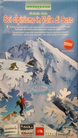 Sci alpinismo in Valle di Susa