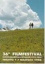 36. Filmfestival Internazionale Montagna Esplorazione Città di Trento