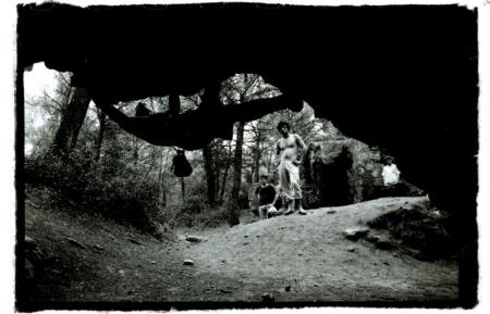 [Riprese varie di arrampicata su pareti naturali e artificiali: Sardegna, Trentino Alto Adige (Rovereto), Corsica (Punta di Capineru), Francia (Gap)