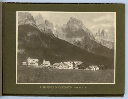 S. Martino di Castrozza e dintorni