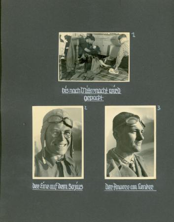 Ferienfahrt 1936: Oberitalinische Seen + Dolomiten vom 31.Mai bis 17.Juni. 2830 km