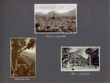 Oberitalien Dolomiten 1936