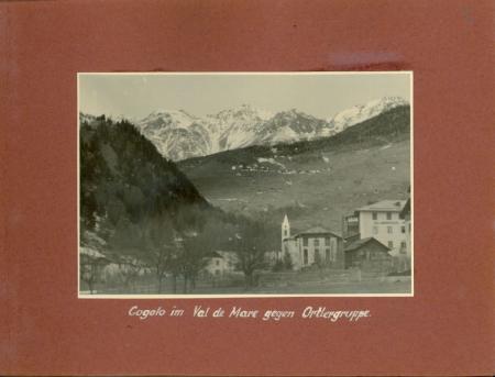 Südtirol Januar 1944