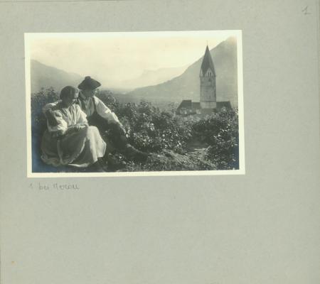 [Album del Sudtirolo]