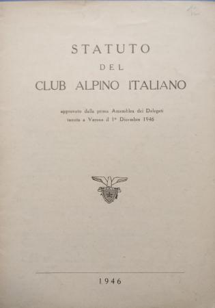 Statuto del Club alpino italiano