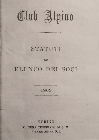 Statuti ed elenco dei soci