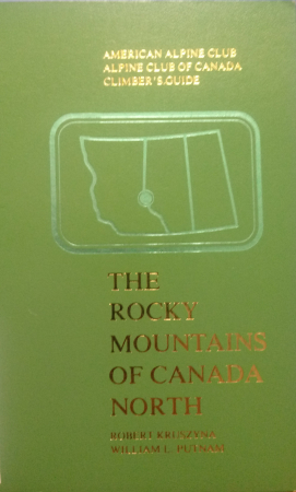 The Rocky Mountains of Canada North