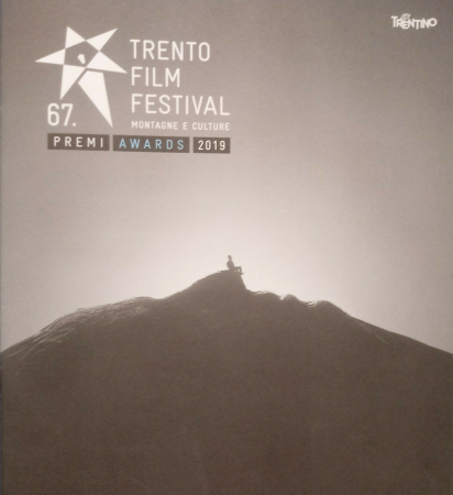 67. Trento Film festival : montagne e culture : premi awards 2019