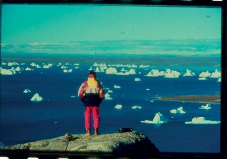 [Riprese varie di spedizione scientifica all'Artico: Isole Svalbard, Terra di Francesco Giuseppe]