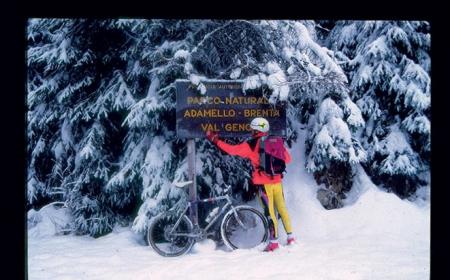 [Riprese varie tra cui mountain bike in Val Genova, Dolomiti, rocce, ricerche geologiche]