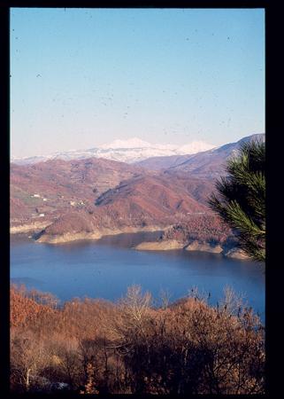 [Riprese varie di sci di fondo sull'Altopiano di Rascino]