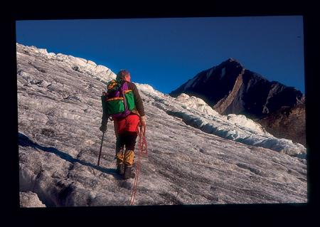 [Riprese varie di alpinismo in Vanoise]