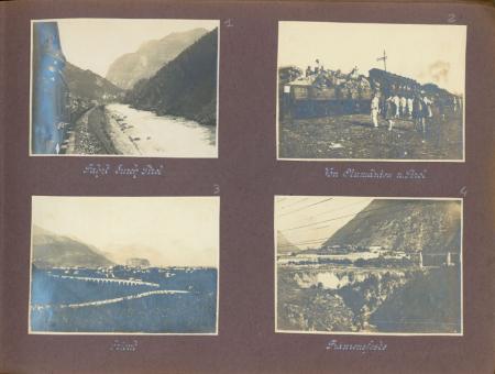 Tirol und Oberitalien