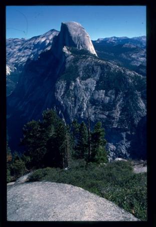 [Riprese varie di Yosemite Valley]