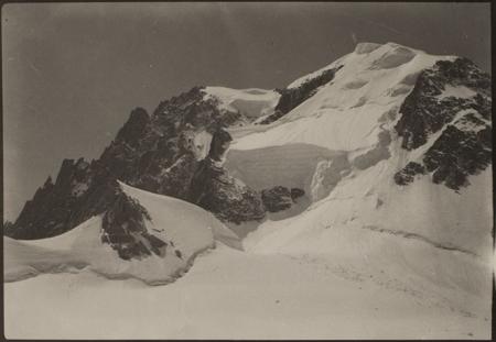 [Mont Blanc du Tacul, 1939]