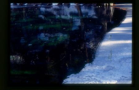 [Riprese varie del Lago Verde, Valle Stretta]