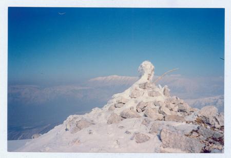 [Riprese varie di scialpinismo nel Parco Nazionale d'Abruzzo]