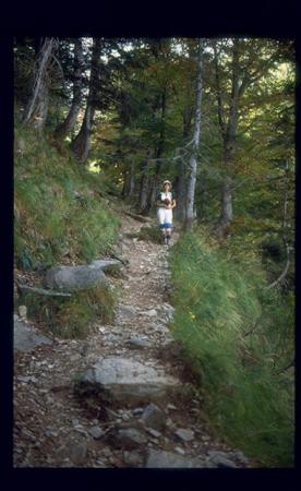 [Riprese varie di escursionismo in Valle Vigezzo, Monte Cervati, Troodos (Cipro)]