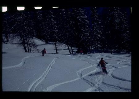 [Sci sul Monte Cossarello]
