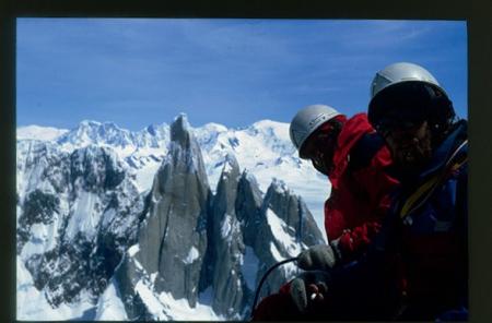 [Spedizioni in Patagonia: Cerro Torre, Fitz Roy; alpinismo sul Gruppo del Brenta: Campanile Basso. Ritratti di Ermanno Salvaterra]