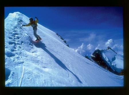 [Snowboard sul Bernina]