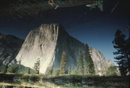 [Riprese varie di arrampicata su El Capitan, parete Salathe; Paolo Masa e Jacopo Merizzi aprono la via Paolo Fabbri 43 sul Monte Qualido]