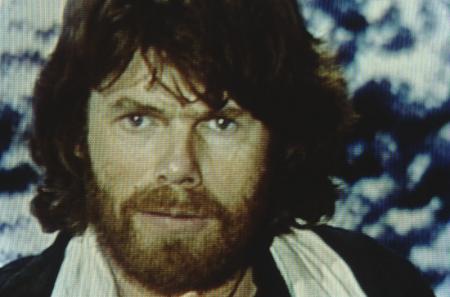 [Ritratti di Reinhold Messner in diverse occasioni tra cui: trasmissioni televisive, festival, manifestazioni pubbliche, imprese alpinistiche]
