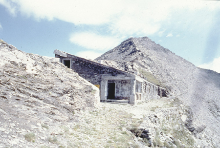 [Paesaggi e percorsi di trekking nelle valli piemontesi]