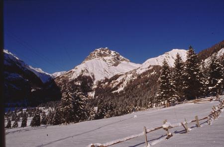 [Val Camonica: paesaggi, sci di fondo e scialpinismo]