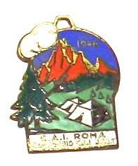 1946 C.A.I. Roma Campeggio C.A.I. U.G.E.T.